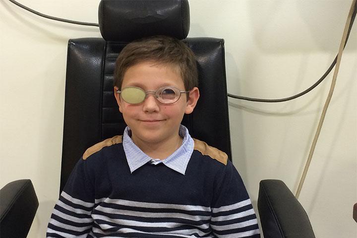 Οφθαλμική Τοξοπλάσμωση