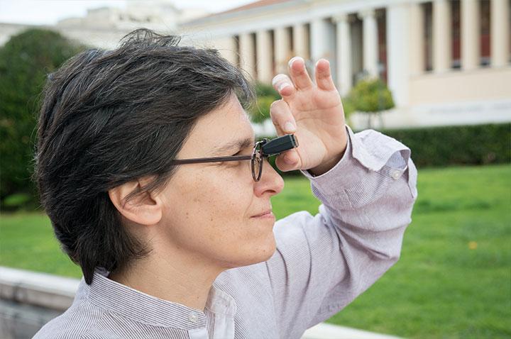 Γυαλιά Τηλεσκοπικά