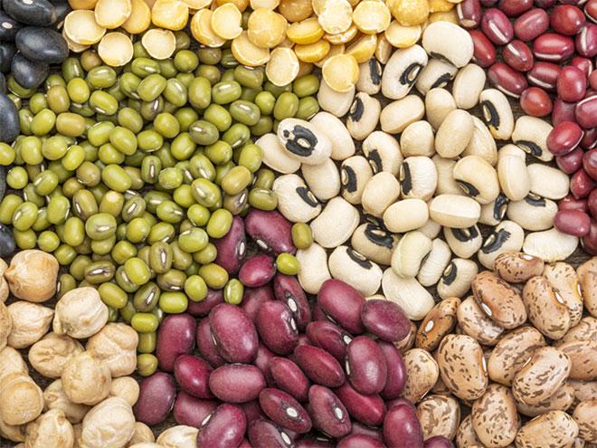 Μεσογειακή διατροφή και Όραση-Όσπρια-Σπόροι