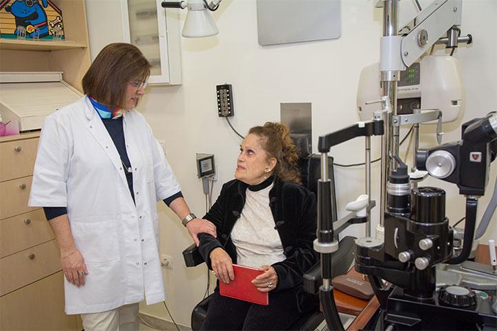 Εκπαίδευση Ασθενών με Χαμηλή Όραση